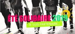 Eté solidaire : des jeunes solidaires du secteur associatif !